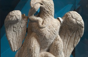 The best Romano-British stone sculpture ever found goes on display at the Museum of London