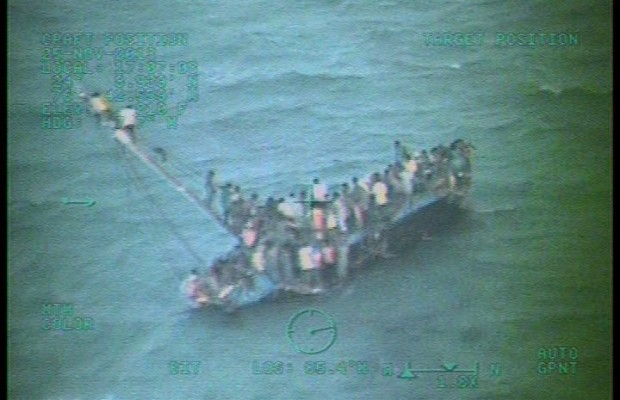 Haitian Migrant Vessel Capsizes off the coast of Bahamas, at least 10 dead