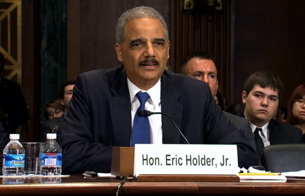 Attorney General Eric Holder on Tsarnaev Death Penalty decision