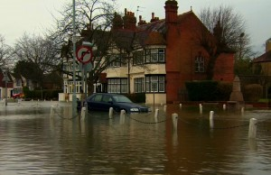 Datchet UK Flooding