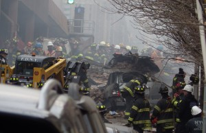 FDNY Crews Cleanup