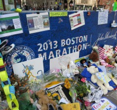 Boston Bombings Memorial