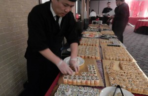 Sushi crave