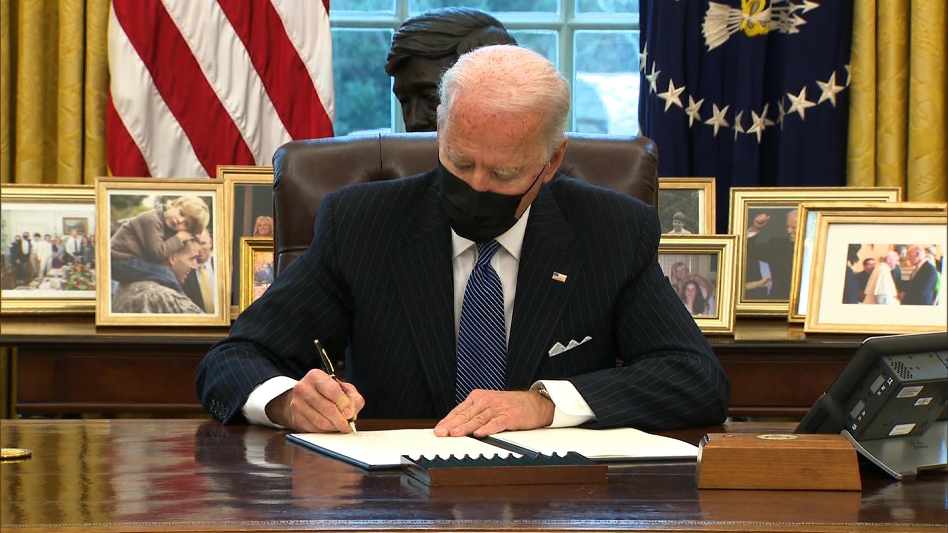 Biden presidency