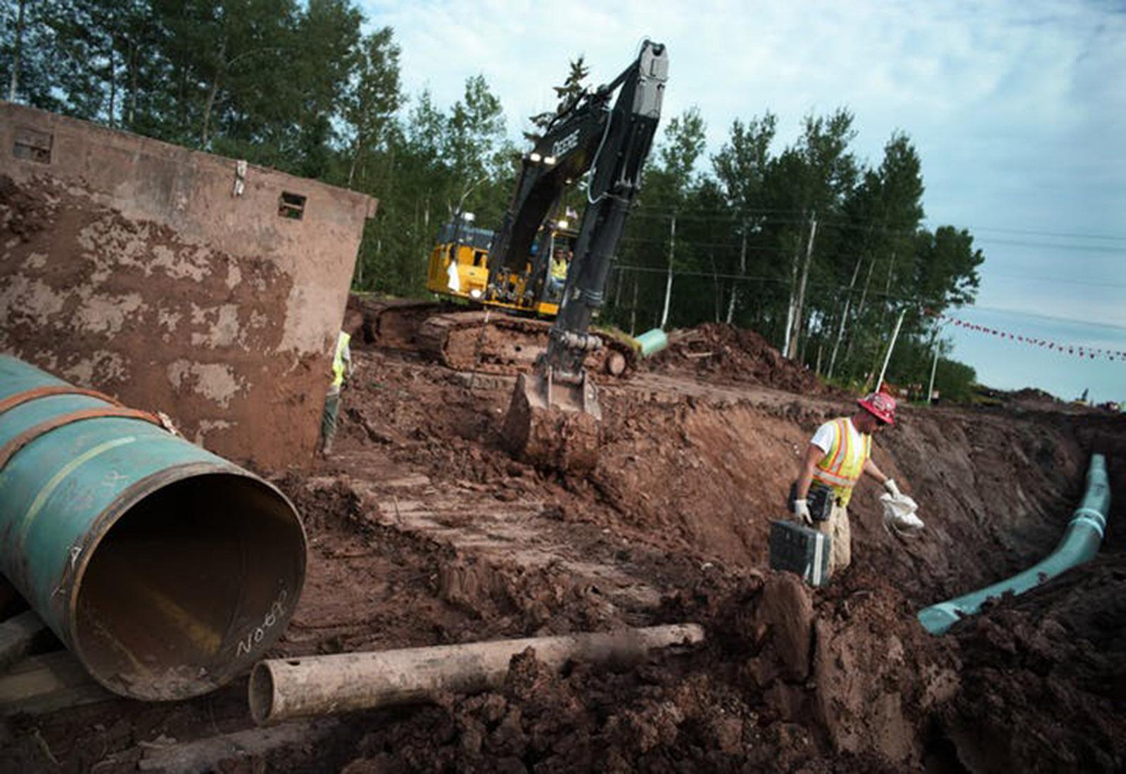 Line 3 Pipeline